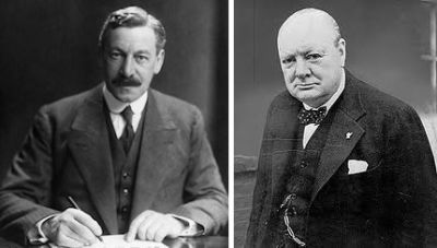 sir-herbert-samuel-sir-winston-churchill